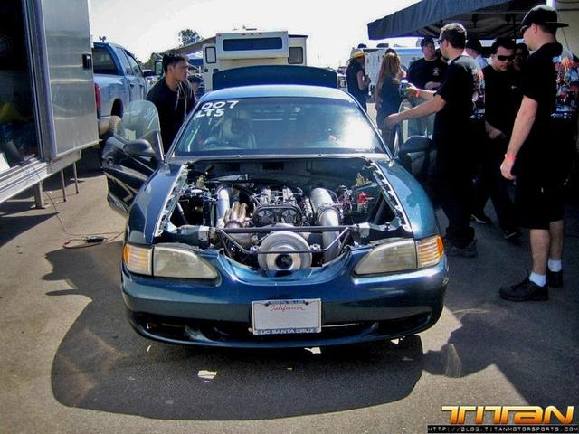 so wrong yet so right jaw 39 s gear 2jz powered mustang goes 8 39 s at famoso dragzine. Black Bedroom Furniture Sets. Home Design Ideas