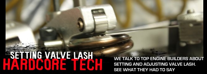 How To Set And Adjust Valve Lash Like A Pro