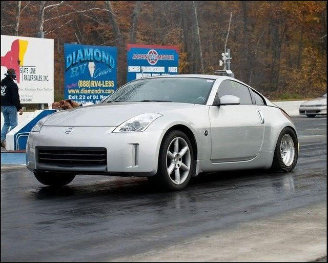 Nissan 350Z Breaks Into the 10's With a Turbo LS2 ...