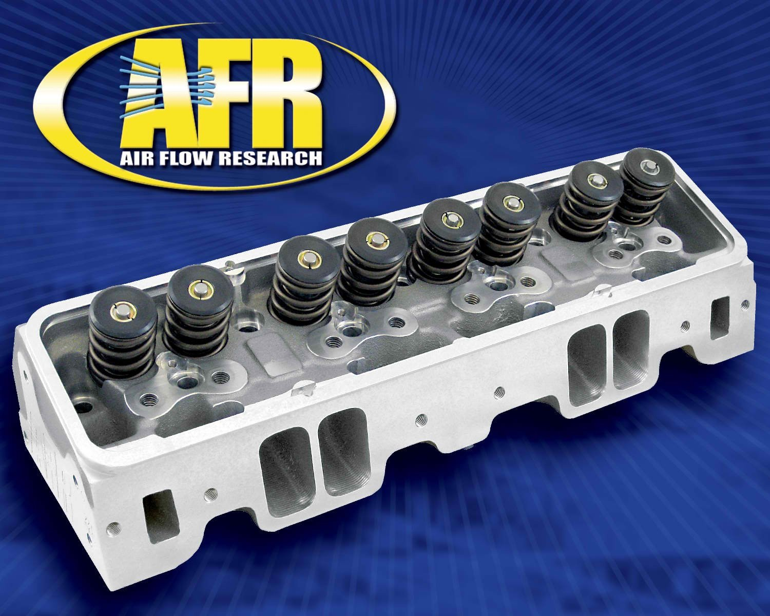 Afr Releases New High Flow Sbc 245npp Cylinder Heads