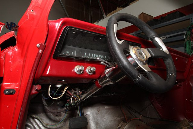Project MaxStreet Update: Flaming River Steering System Installation