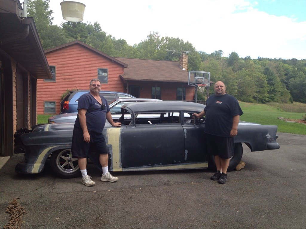Vince DiRose Looking To Return With Pro Mod 55 Chevy