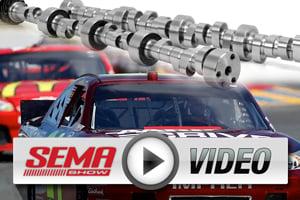 Comp Cams' New 4-Pattern Cam Boasts Advanced NASCAR Technology
