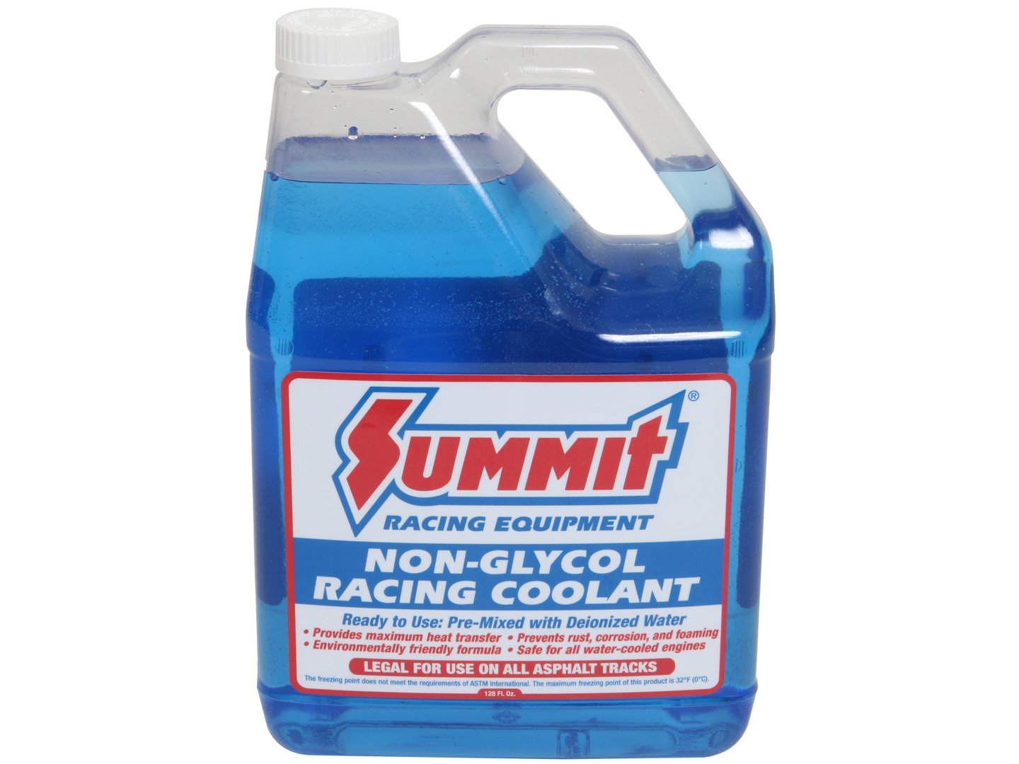 Summit Non-Glycol Ice Water Coolant Is Specially Made For