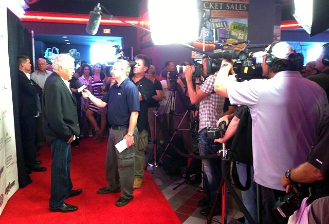 Snake & Mongoose The Movie Lauded At Indy Red Carpet Premiere