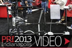 PRI 2013: Moser's 5th Gen Camaro Live Axle Conversion Kit
