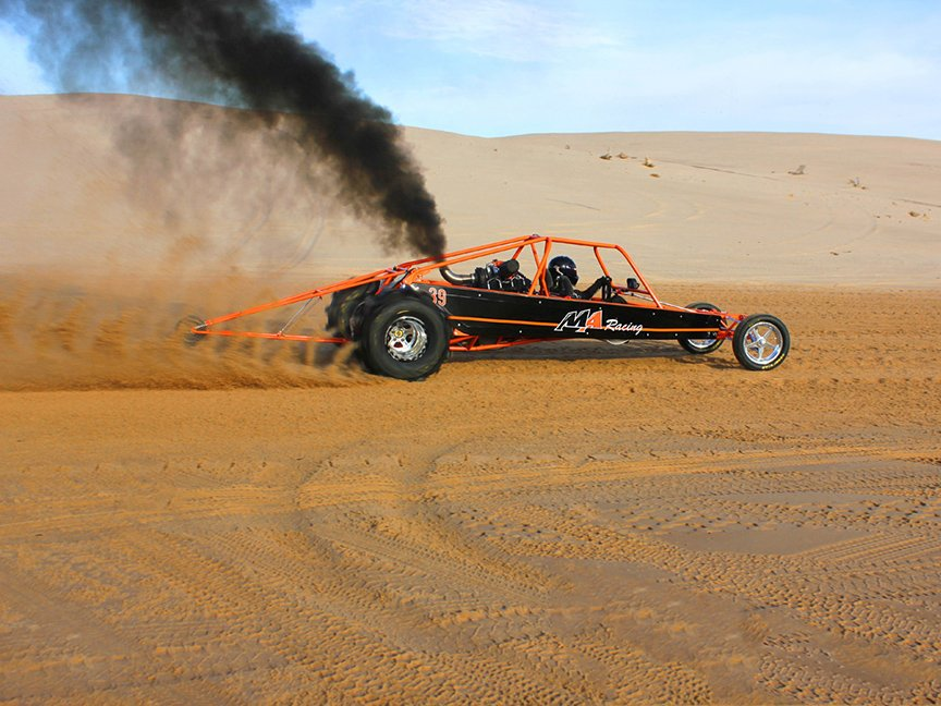 VIDEO: Merchant Automotive's Duramax-Powered Sand Rail