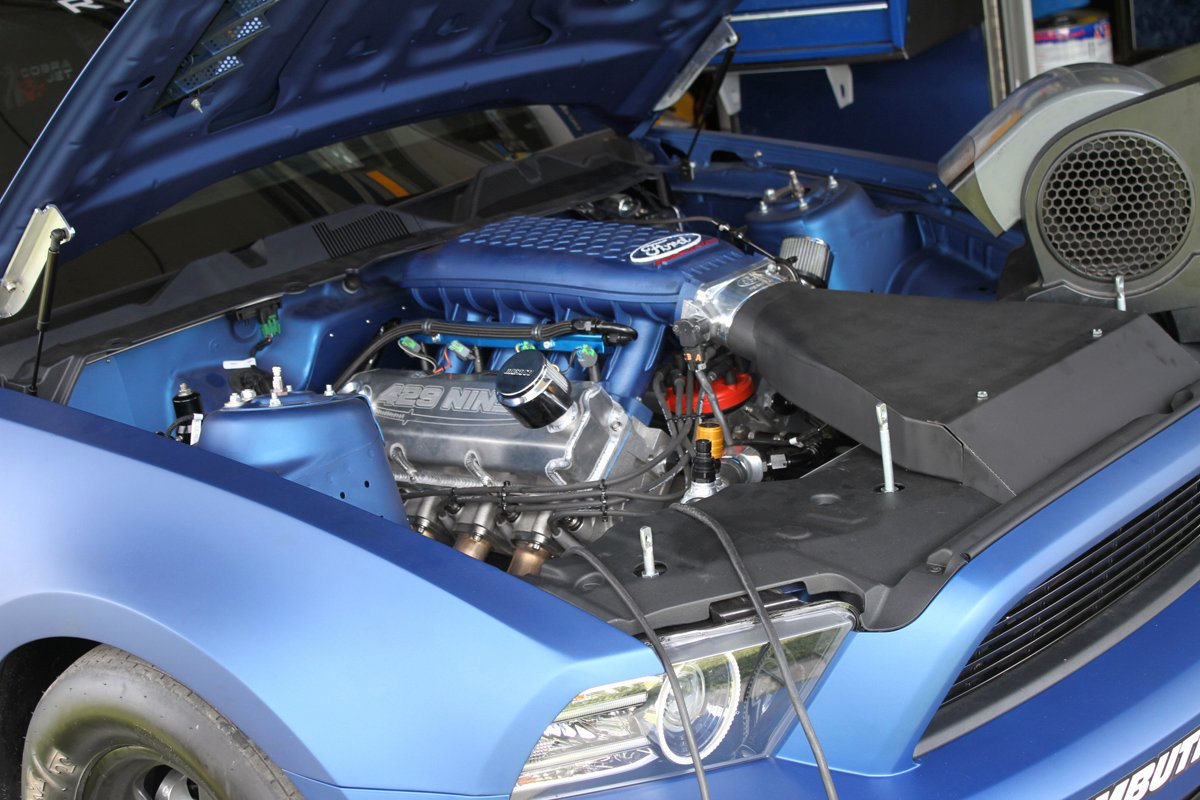 Ford Racing's 429 Ninja Power For NHRA Factory Stock Showdown - Dragzine