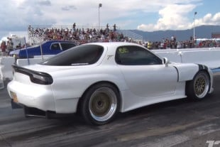 Video: Too Much Torque For This Beautiful LS1-Swapped FD RX-7