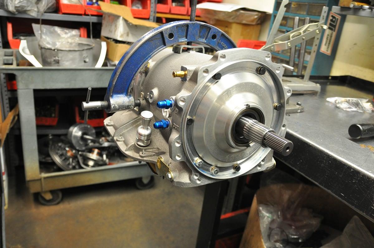 Powerglide vs  Turbo 400 - A Tech Article on Dragzine com