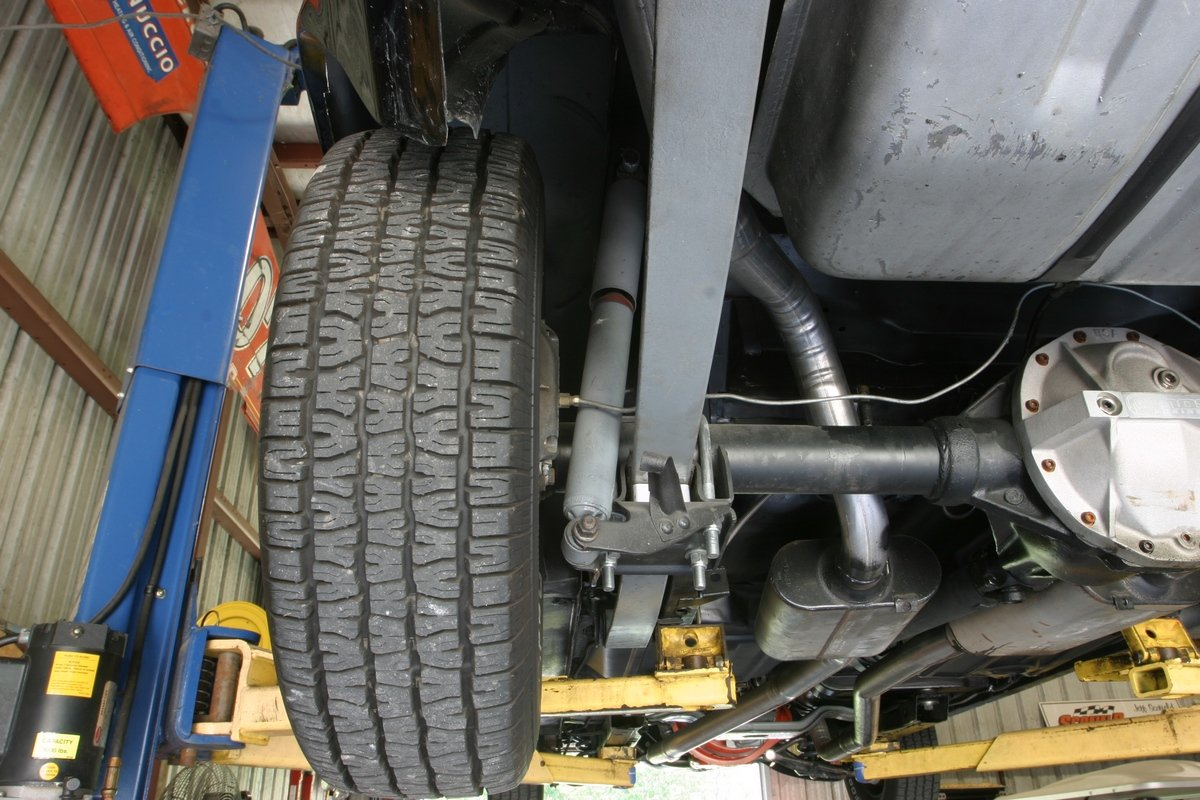 How-To: Going Fast With Leaf Spring Suspensions