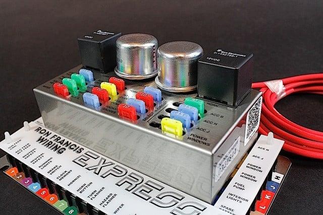Ron Francis Ignition Switch Wiring Diagram from www.dragzine.com