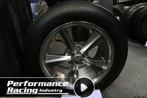 PRI 2016: M&H Racemaster Slicks for 17- and 18-inch Wheels