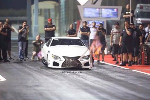 Video: Khalid Mohammed's 277 MPH Pro Mod World Speed Record!