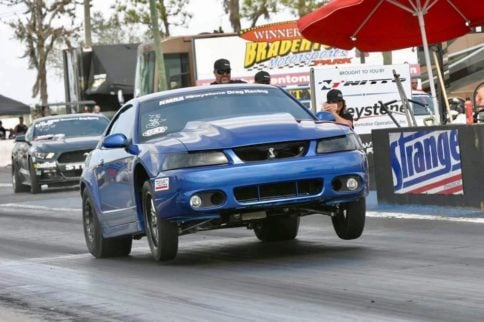 Video: Tremec Interviews Stick Shift Shootout Champ Anthony Heard