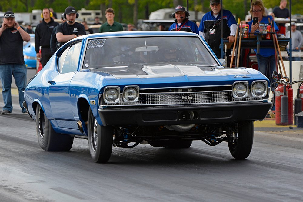 Chris Gullikson S Gorgeous 4 Second Radial Tire 68 Chevelle