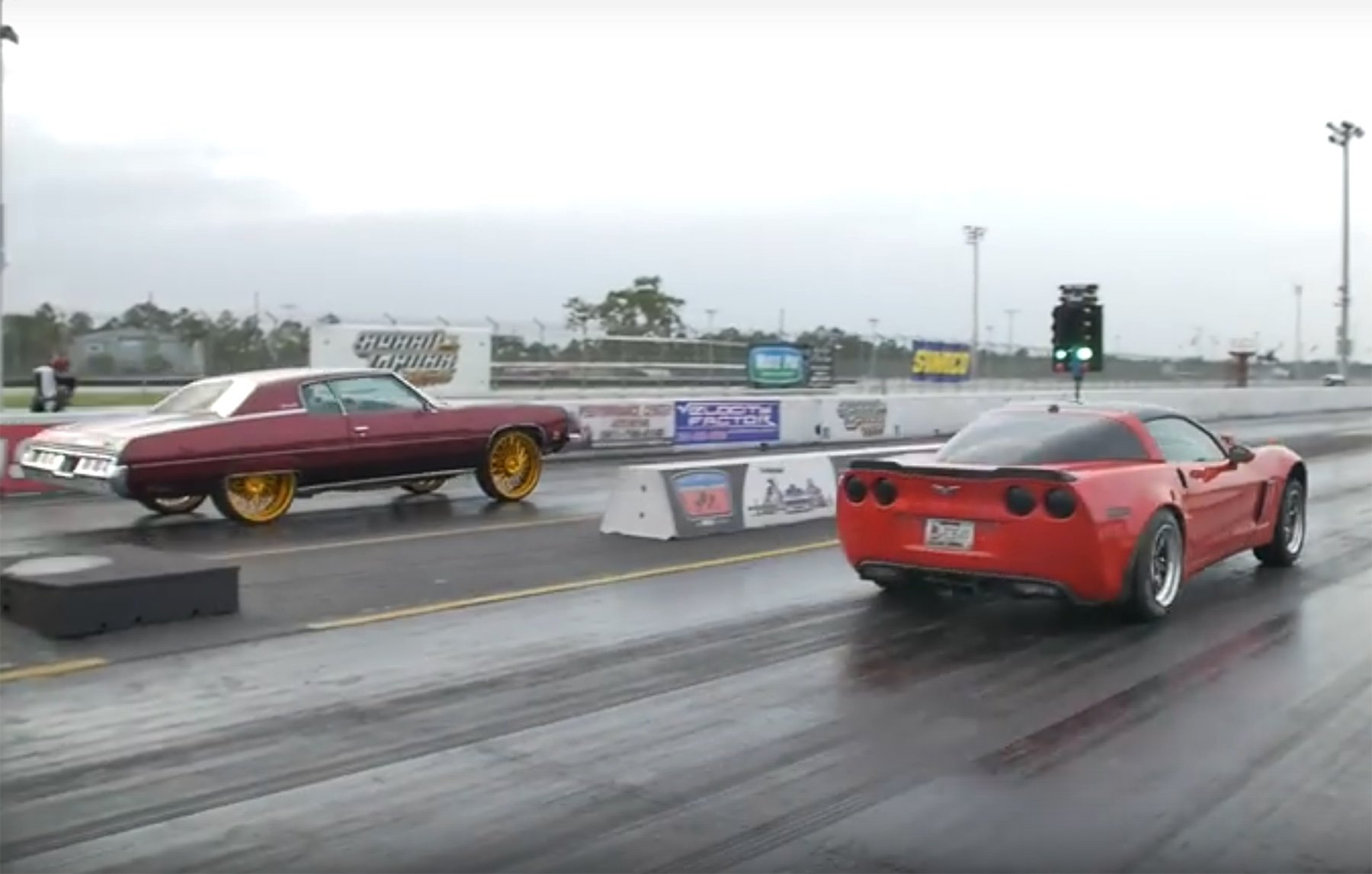 Believe It Or Not Donk Drag Racing Really Is A Thing And Its Steadily Growing In The South On West Coast Various Point Betweenbecause