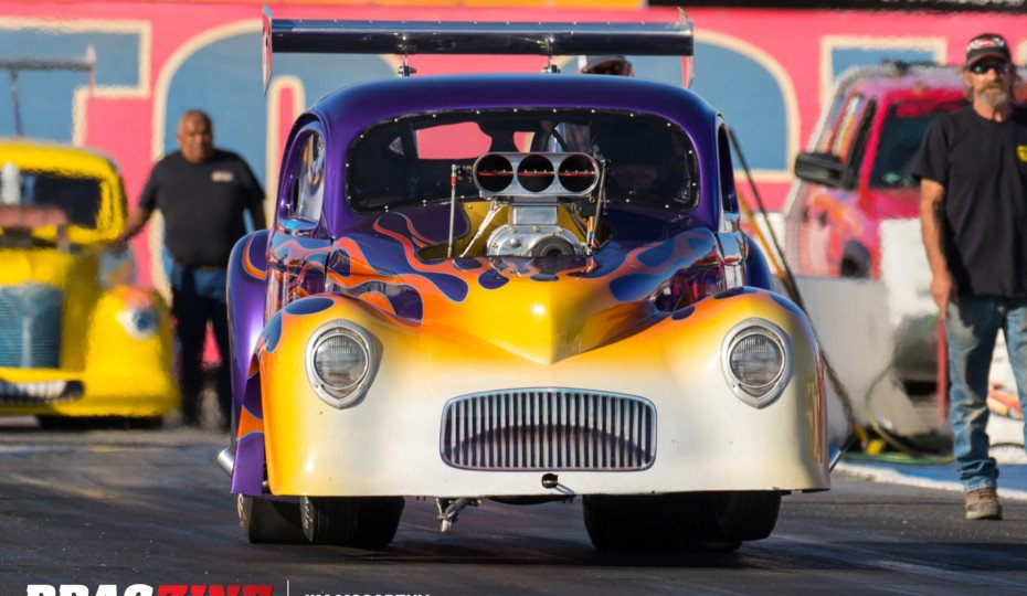 The 2017 California Hot Rod Reunion In Bakersfield