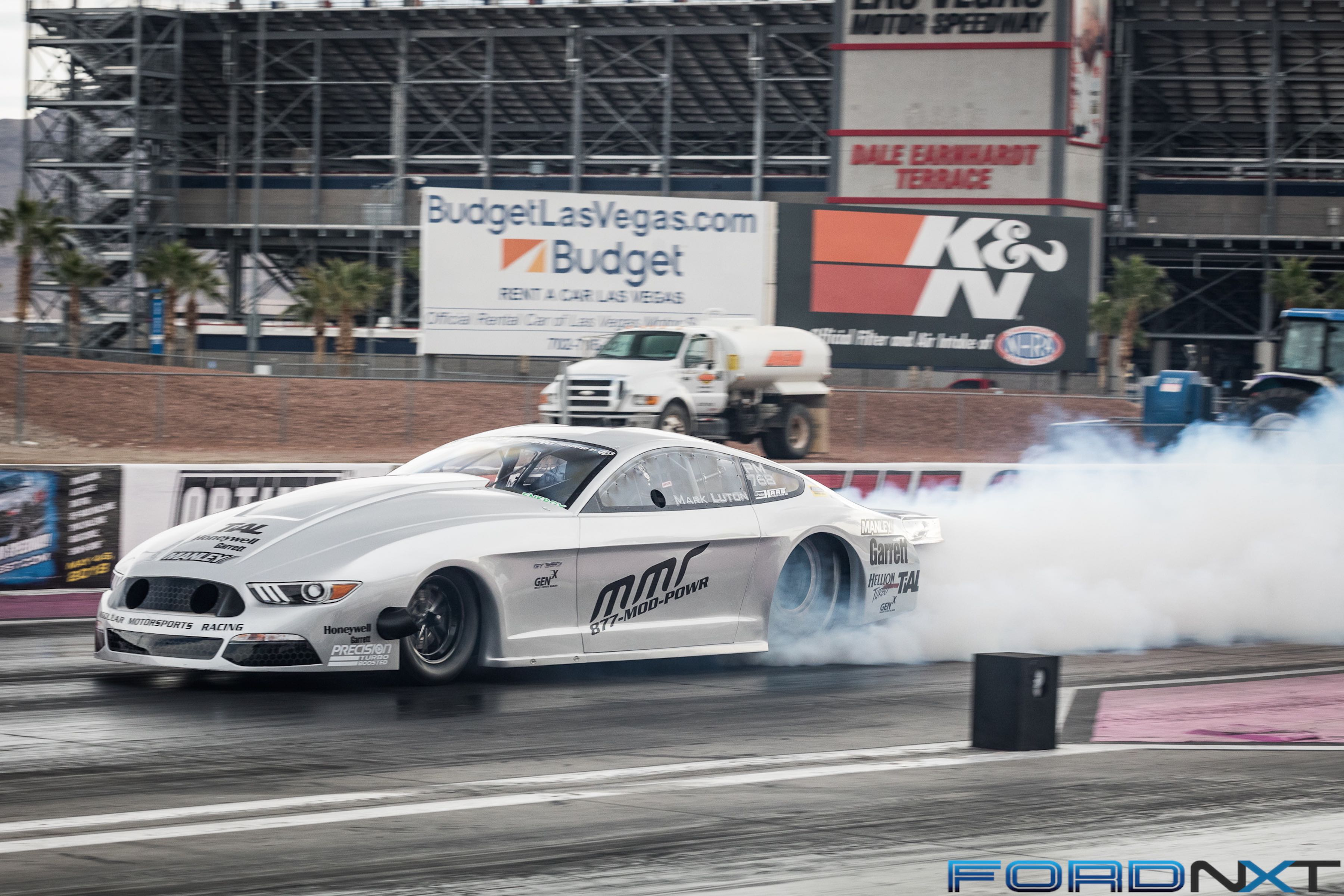 MMR Blasts Into The Fives With A Twin-Turbo Coyote