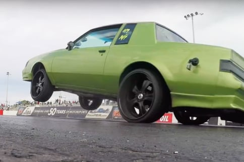Video: This Big-Wheel Nitrous Regal Does The REAL G-Body Shuffle!