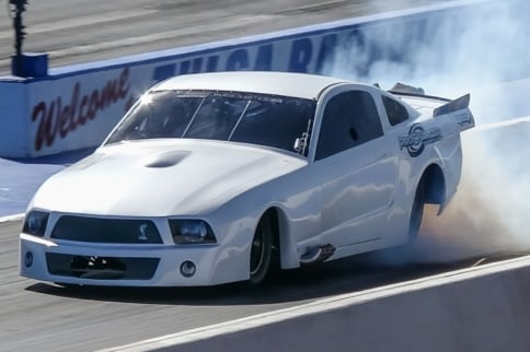Kayla Morton And BoostedGT Debut New Mustangs At Tulsa Raceway Park