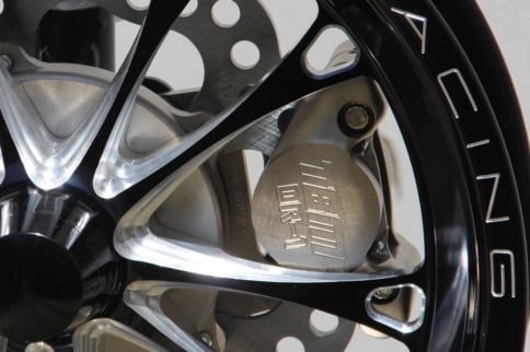 Hard Stop: TBM Brakes' Revolution Rotor For Drag Racing Applications