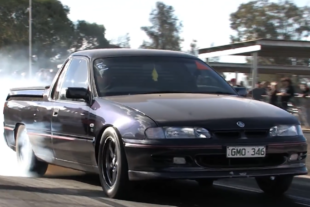 Video: NA LS1-Powered Stick-Shift Holden Ute Runs 11s In The Quarter