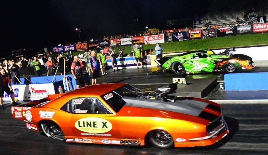 Harris, Fleck, Pluchino Victorious at PDRA Firecracker Nationals