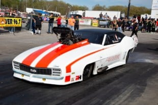 Mike Recchia Fired Up For His NMCA Pro Mod Debut At The Super Bowl