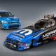 Mopar and Dodge//SRT Debut New Dodge Charger SRT Hellcat Funny Car