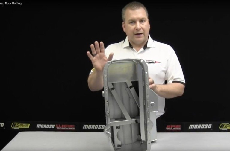 Video: Moroso's Different Oil Pan Baffling Explained By Type