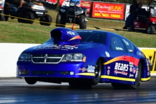 Dobbins Clocks First 3-Second Mountain Motor Pro Stock Run