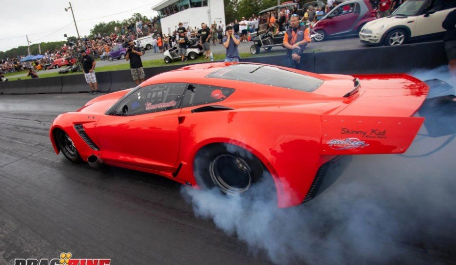 Ken Quartuccio Wants The 1/4-Mile Radial Record At World Cup Finals