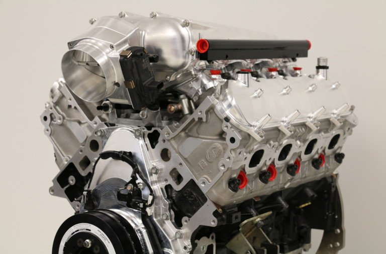 Building An 820-Horsepower Naturally Aspirated LT1 With LME