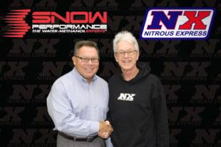 Nitrous Express Announces Acquisition Of Snow Performance