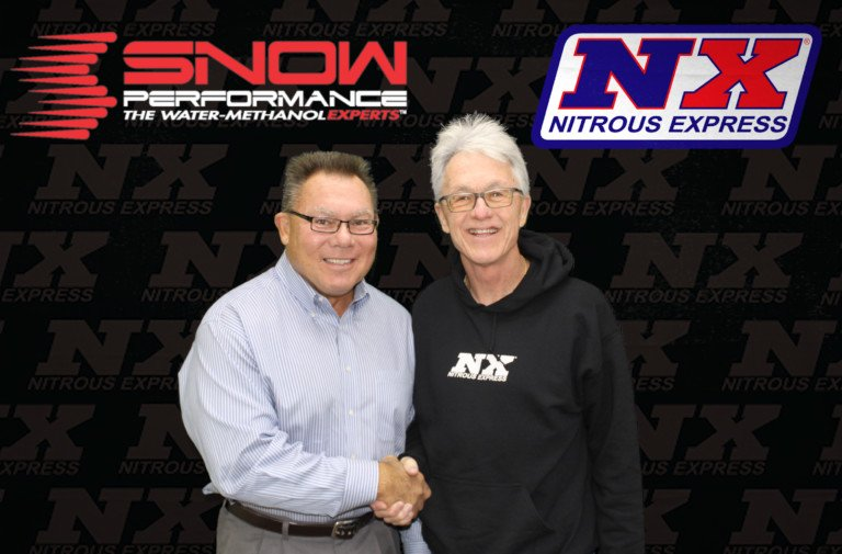 Nitrous Express Announces Acquisition Of Snow Performance