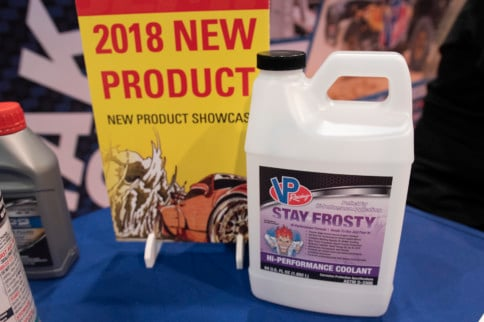 SEMA 2018: VP Racing Fuels Now Offers Stay Frosty Coolant