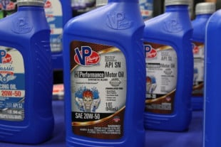 PRI 2018: VP Fuels Gets Slick With Hi-Performance Lubricants