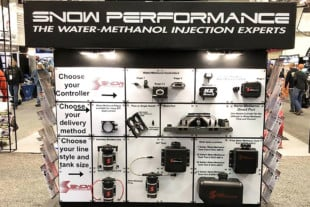 PRI SEMA 2018: Nitrous Express On Snow Performance Acquisition