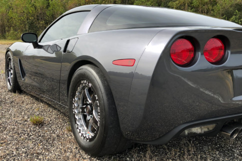 This C6 Corvette Will Fool You With 8-Second Performance