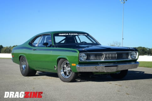 King Of The Street: Josh King's Immaculate 1,200-HP '72 Duster