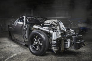 The Relic: Chris Rankin's 1987 Twin-Turbo LS Chrysler Conquest