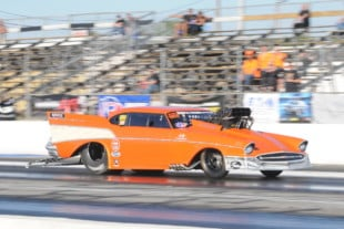 Xtreme Pro Mod Driver Randy Adler Aiming High for NMCA Florida Event