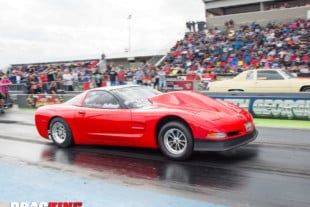 All Motor Monster: Danny Nicely's DXP235 2000 Corvette