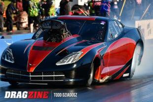 PDRA Bringing Pro Mod Show To Virginia Motorsports Park