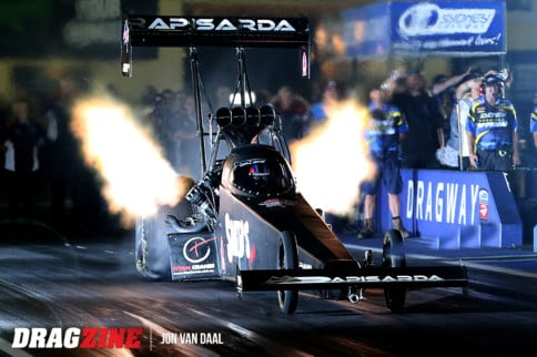 Fire And Rain: IHRA Nitro Thunder From Sydney Dragway