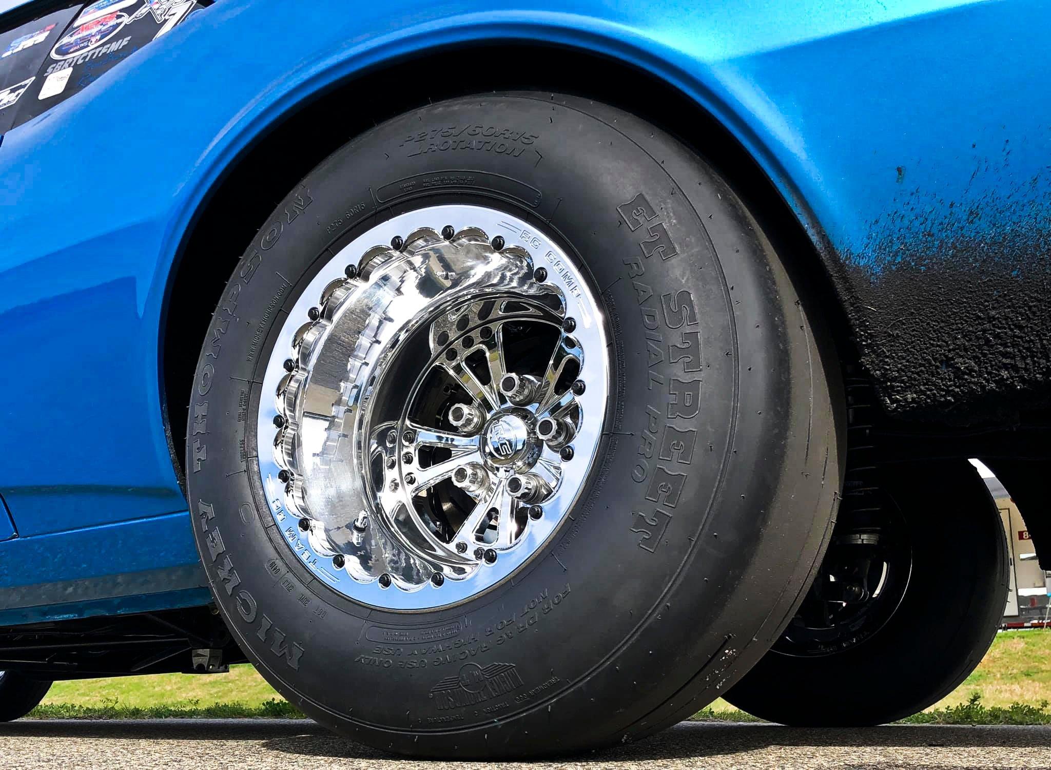 Billet Specialties Releases New Win Lite Drag Pack Wheels