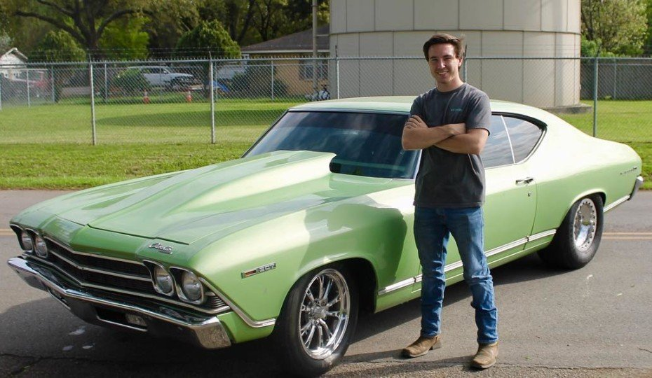Brandon McGee's Immaculate '69 Chevelle Is A Texas Street Terror
