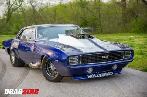 Ride To Redemption: Danny Garbarino's Nitrous-Fed 1969 Camaro