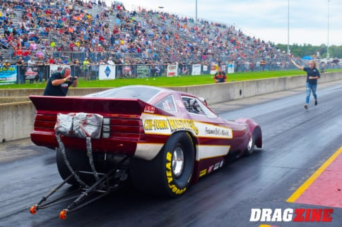 It's Run Whatcha Brung Success For The Funny Car Chaos Series